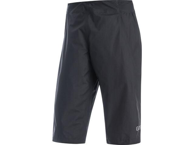 GORE WEAR C5 Gore-Tex Paclite Pantaloncini da corsa Uomo, nero